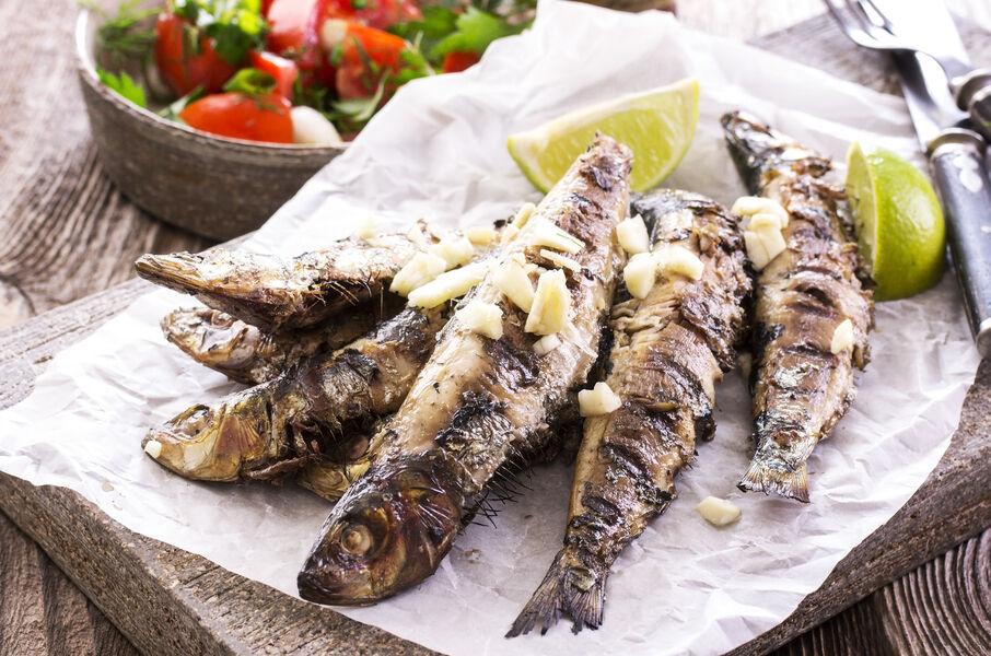 Great sardinade at Le Brusc à Six-Fours-les-Plages - 0