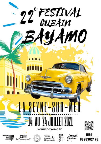 Festival Bayamo : Concert Maikel Dinza y Soneros de la Juventud à La Seyne-sur-Mer - 0
